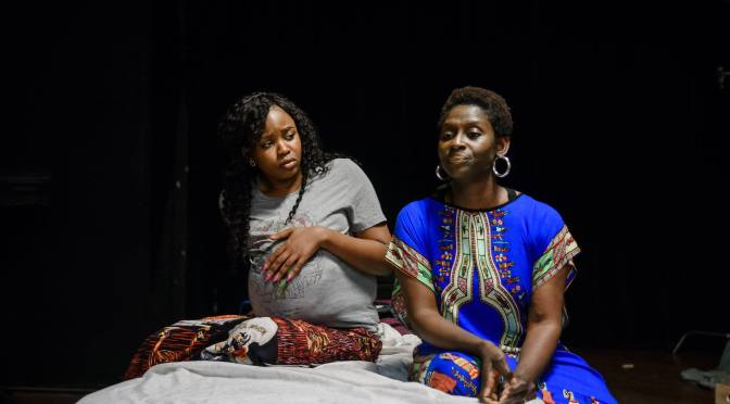 An Immigrant's Response to the World: Why I Wrote the Play WRECKED